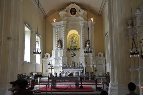 Kirche Sao Domingo in Macau