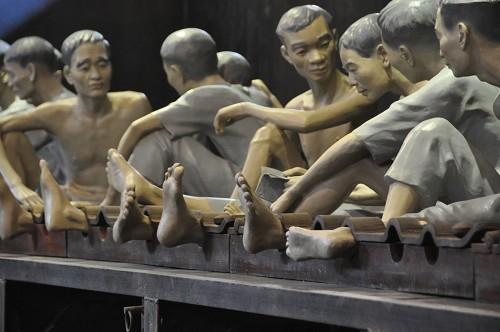 Bild: Hoa Lo Gefängnis in Hanoi