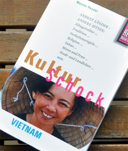 Bild: Kulturschock Vietnam Buch