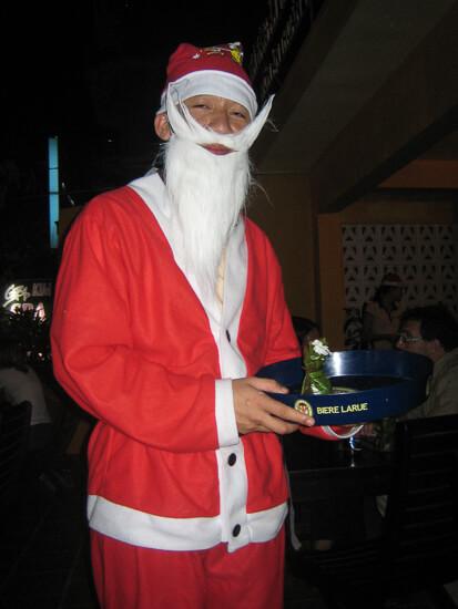 Weihnachtsmann in Vietnam