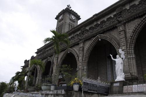 Bild: Kirche in Nha Trang