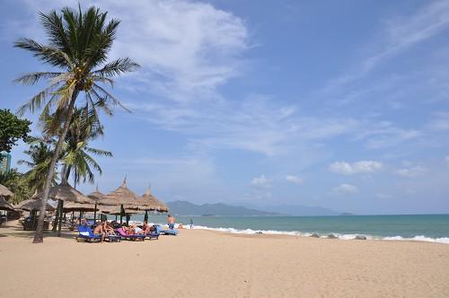 Bild: Strand von Nha Trang
