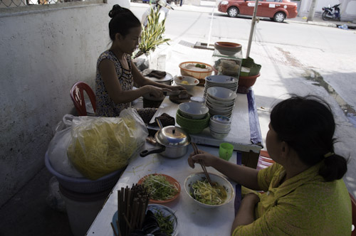 Bild: Suppenküche in Nha Trang