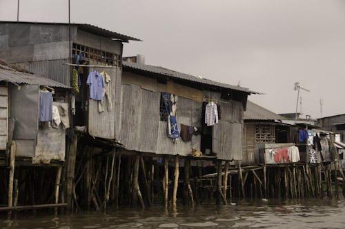 Bild: Haus in Can Tho am Mekong