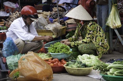 Bild: Markt in Can Tho