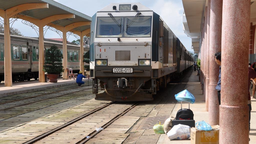 10 Bahnreise-Tipps: Mit dem Zug durch Vietnam