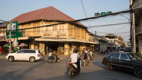 Battambang Zentrum
