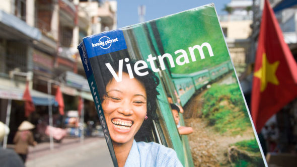 Lonely Planet Vietnam Ausgabe 2007
