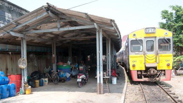 Bahnhof Ban Laem