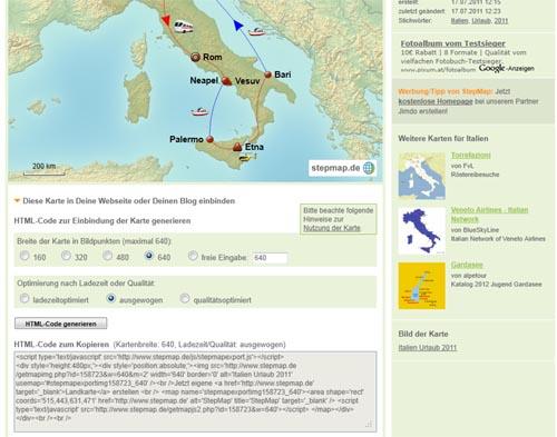 Karte Schweden Zum Ausdrucken.Reiseblog Landkarten Selbst Online Gestalten Anders Reisen