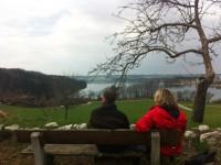 Bild: Blick über den Mattsee von Gebertsham aus (Gemeinde Lochen)