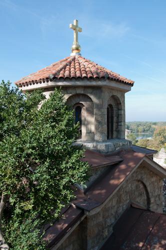 Bild: Kirche Svete Petke in Belgrad