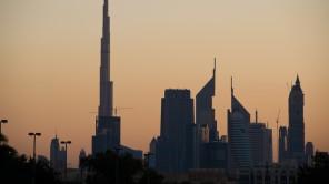 Bild: Skyline von Dubai
