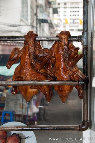 Bild: Ente in Bangkok