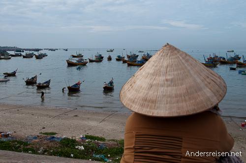 Bild: Strand von Mui Ne - Vietnam