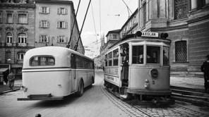 100 Jahre elektrischer Stadtverkehr in Salzburg