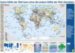 Kostenlose Weltkarte vom Ministerium