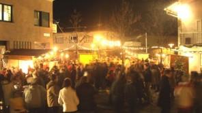 Salzburger Weihnachtsmarkt abseits des Touristenstroms