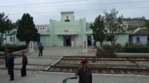 Die verbotene Eisenbahn nach Nord Korea