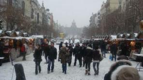 Winterreise nachPrag