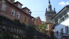 Mittelalterliche Sehenswürdigkeiten in Schäßburg/Sighişoara
