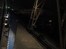 3: Unruhige Nacht im Schlafwagen an der Grenze Slowakei-Ukraine