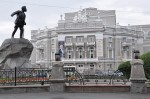 Stadtbummel: Sehenswürdigkeiten in Jekaterinburg (Swerdlowsk)