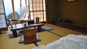 Traditionelles, japanisches Hotel: Eine Übernachtung im Ryokan