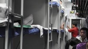 Eisenbahn-Abenteuer in China (2): Im Nachtzug von Xi'an nach Chengdu