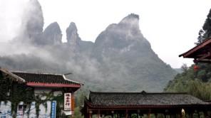 Dehang: China wie aus dem Bilderbuch