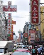 Eine Sehenswürdigkeit für sich: Chinatown in Bangkok