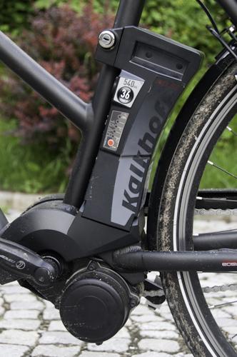Bild: E-Bike Akku