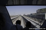 Mit Bus und Metro rasch durch Dubai