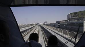 Mit Bus und Metro rasch durchDubai