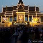 Kambodscha trauert: Das Begräbnis von König Sihanouk steht bevor
