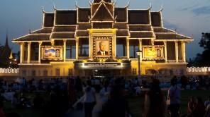 Kambodscha trauert: Das Begräbnis von König Sihanouk stehtbevor