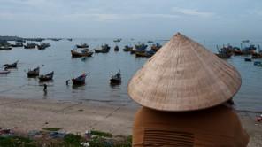 Fishermen's Life – Morgens am Strand von Mui Ne