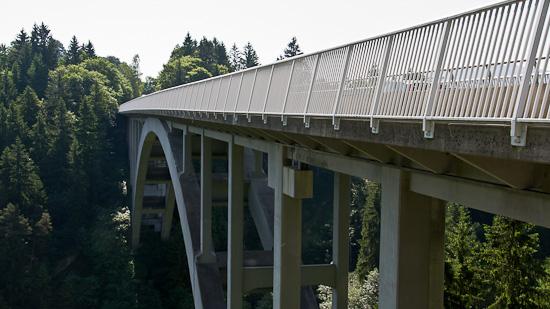 Bild: Ammertal Brücke Echelsbach
