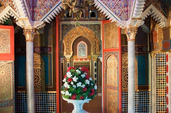 Bild: Marokkanisches Haus in Linderhof