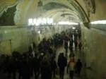 Transsib (5): Abschied aus Moskau