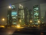 Transsib (3): Ankunft in Moskau