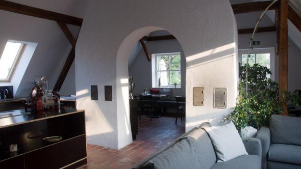 Residenz Vehlich in Apetlon als gemütliche Übernachtung während der Radreise durchs Burgenland.