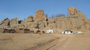 Transsib (15): Tereldsch Nationalpark