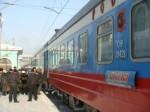 Transsib (7): In der Transsibirischen Eisenbahn II