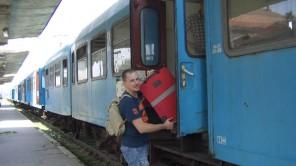 Rumänien 2009 (1):Donaudelta wir kommen!
