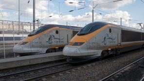 Bild: Eurostar-Zug