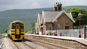 "Ribblehead: Bahn-Stopp in ""the middle of nowhere"""