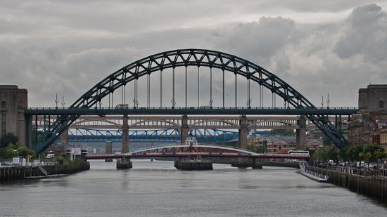 Bild: Brücken Newcastle