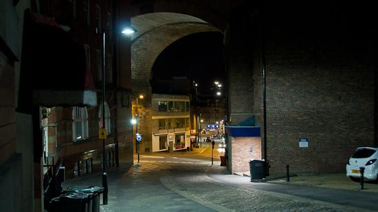 Bild: Nacht Newcastle