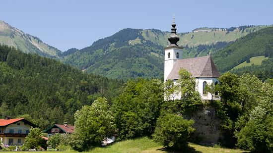 Bild: Wallfahrtskirche St. Nikolaus